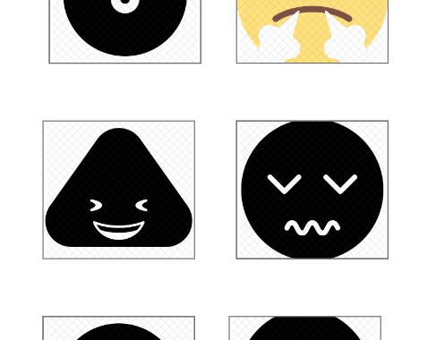 Music app for moods – Adobe XD wireframe exercise