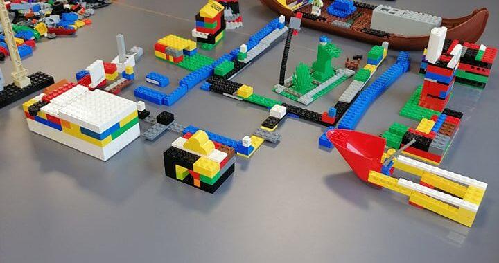Lego strukturer